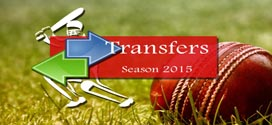 Transfer List – Season 2015