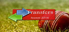 Transfer List – Season 2016