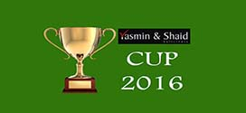 Cup & Shield Fixtures and Results 2016