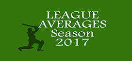 League Averages – 2017