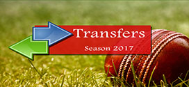 Transfer List – Season 2017