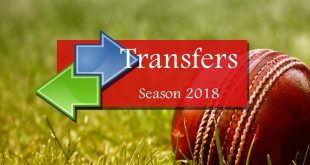 Transfer List – Season 2018
