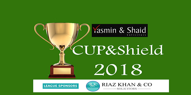 Yasmin & Shaid Sol Cup and Riaz Khan & Co Shield 2018
