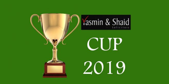 Y&SS Cup and RK&CO Shield – Q-Finals Draw