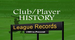 League Records
