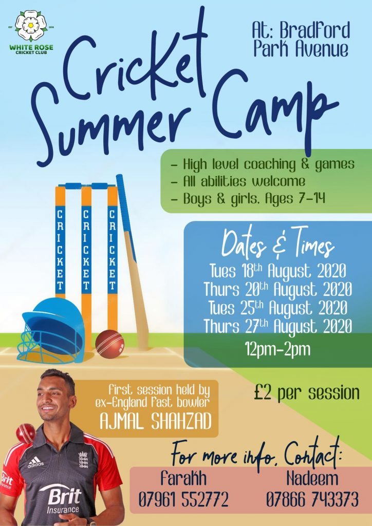 Cricket Summer Camp