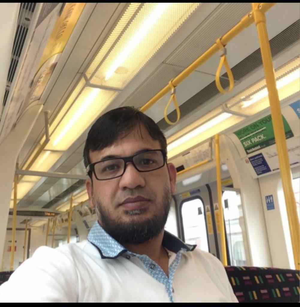Syed Adil Saba