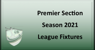 Premier Section Fixtures 2021
