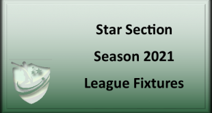 Star Section Fixtures 2021