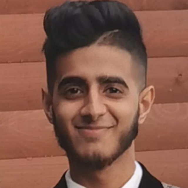 Amaad Hussain