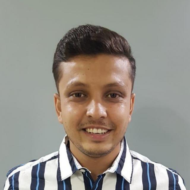 Patel Krutik Prafulkumar