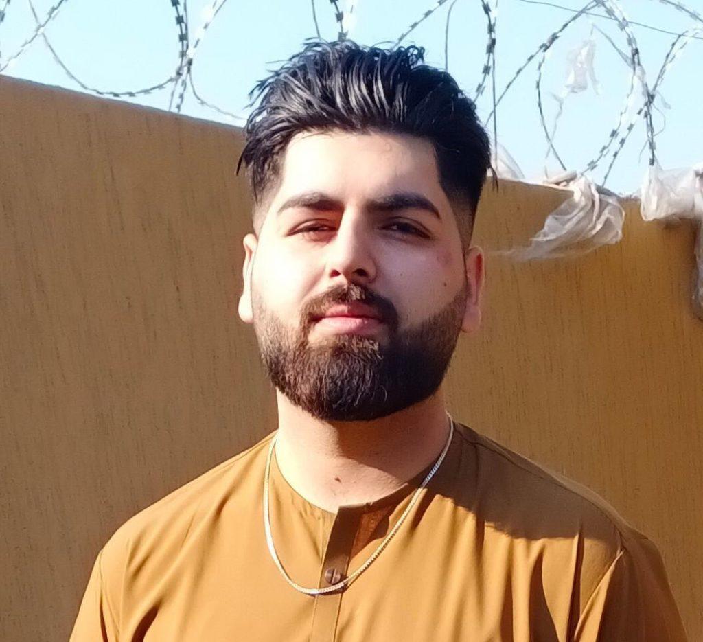 Zamad Haider