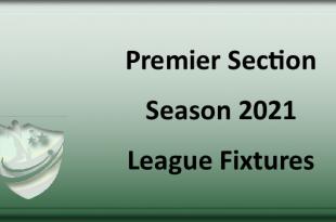Premier Section Fixtures 2021