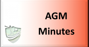 AGM Minutes
