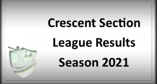 Crescent Section results 2021