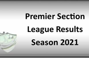Premier Section results 2021