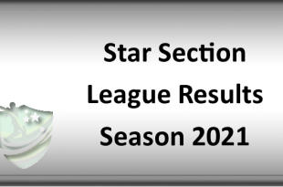 Star Section results 2021