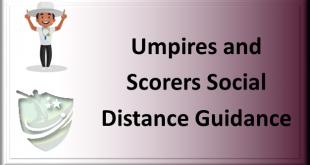 Umpires guidance 2021