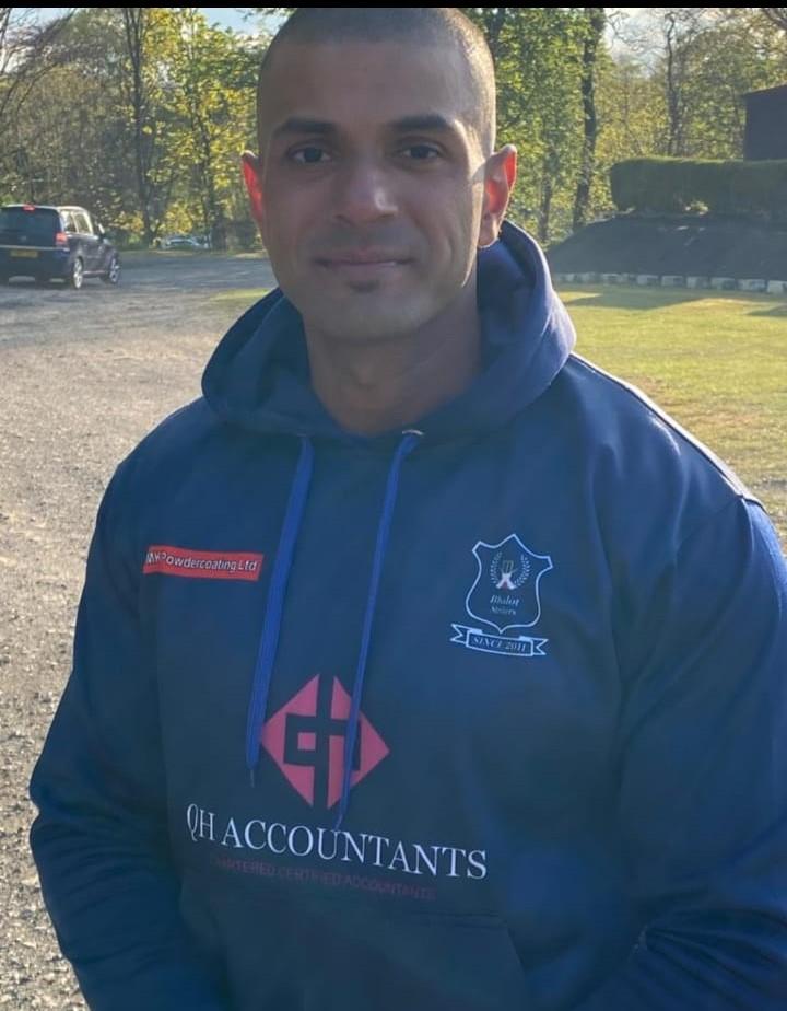 Adam Patel Bhalot CC 74 runs
