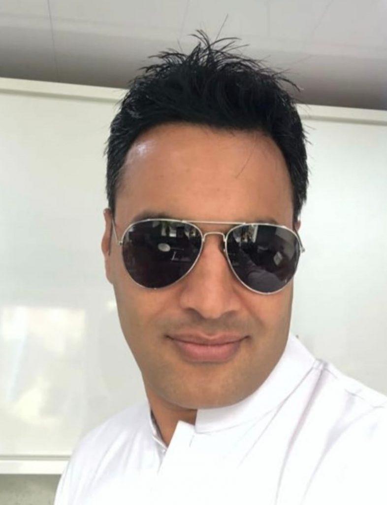Husnain Mughal 6 Wickets for 16 runs .