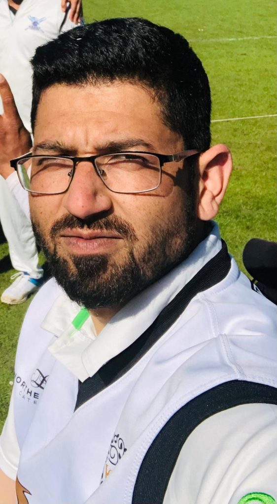 Jabbar ahmedNathai United 4 for 14