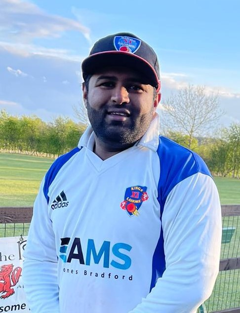 Kamran Farooq Kings XI Lahore 50 runs not out