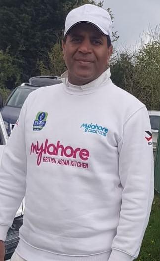 Khalid Mehmood Mylahore Tabs B 61 runs