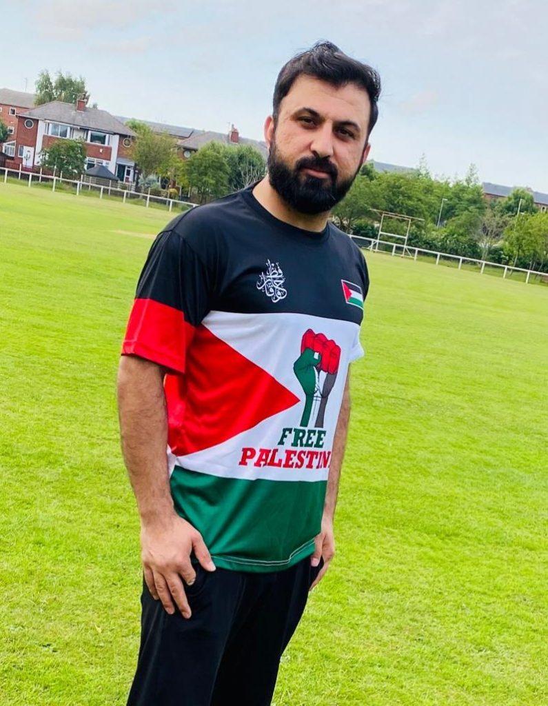 Alam Shah 53 runs Kings XI Lahore
