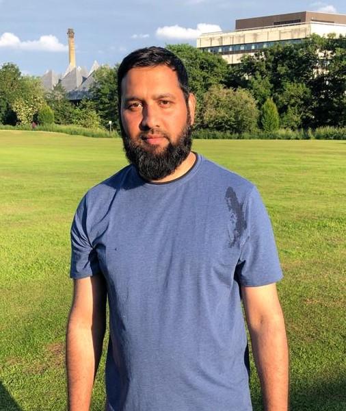 Mohammed Maroof 51 runs Friends