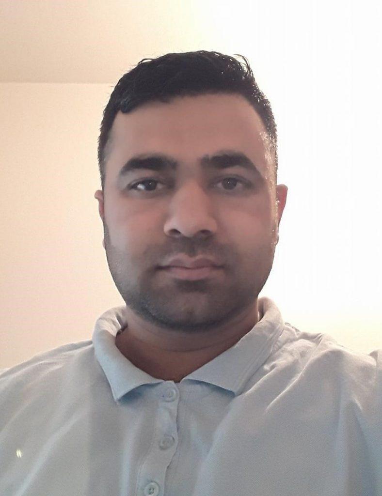 Rizwan Mushtaq 134 Rajpoot