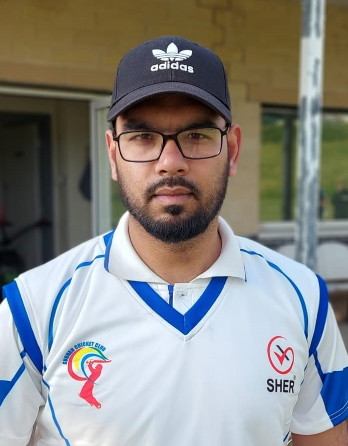 Waqas Butt 65 Runs Not out Subhan