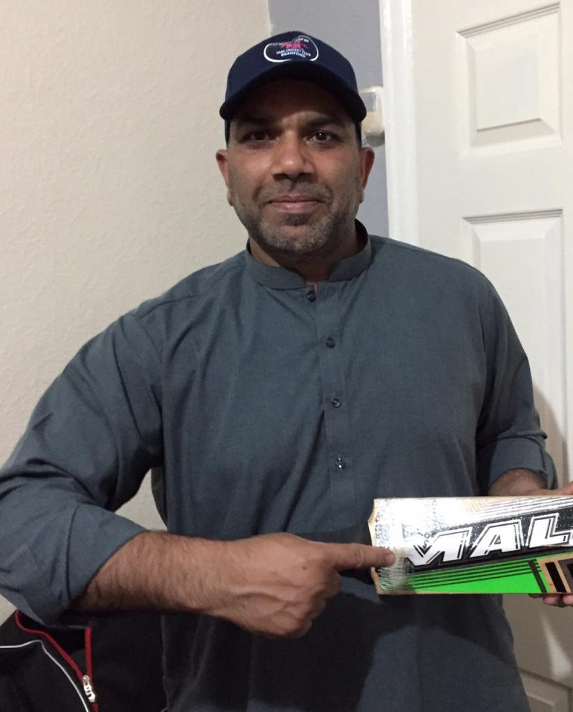 Ali Asif 71 Runs MyLahore TABS A
