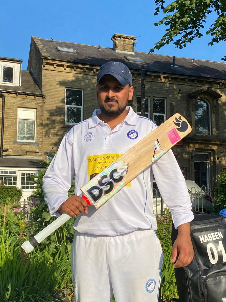 Shabbir Ahmed Leeds Stallions 65 runs