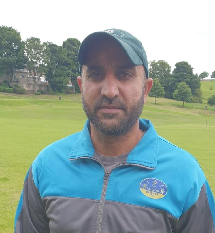 Wajid Hussain 63 Nathia United