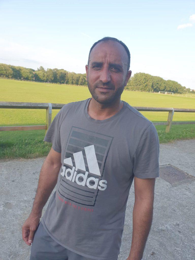 Wajid Hussain Nathai United 88 runs