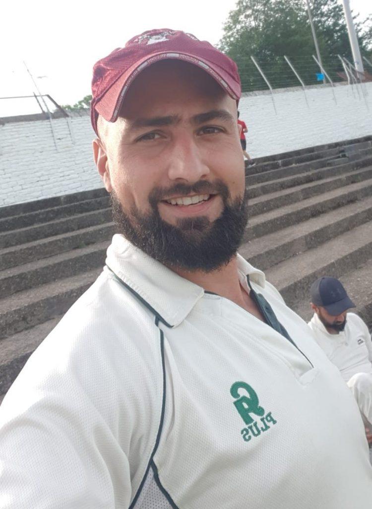 Imran Shah 63 runs Friends CC