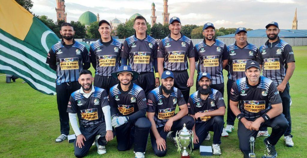 Kashmir CC Cup Winners season 2021