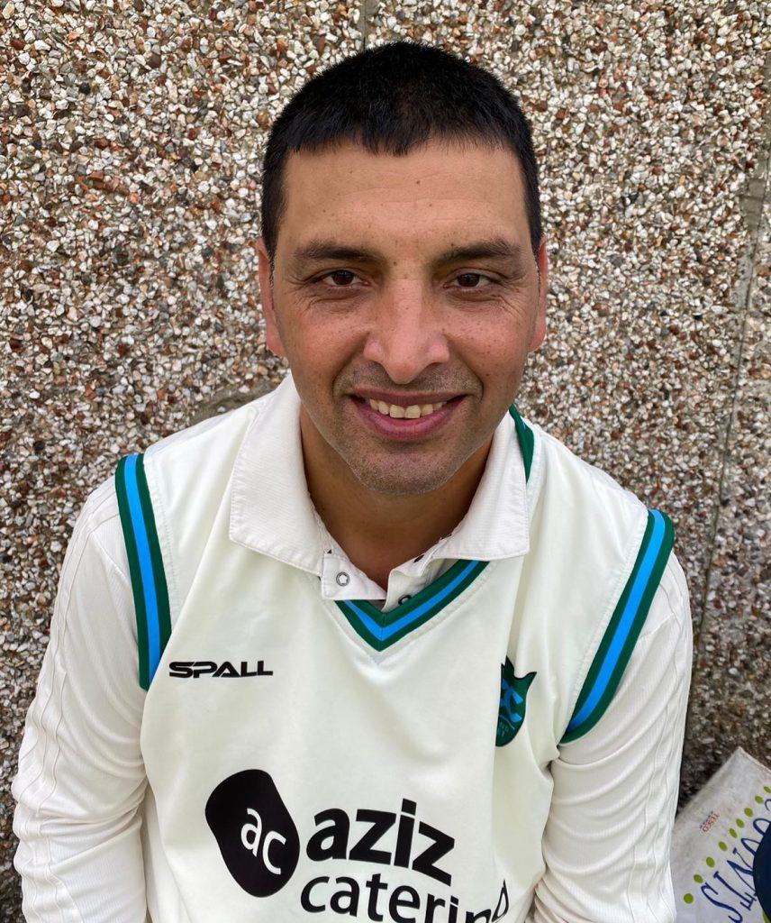 Mohammed Altaf 88 runs Karmand