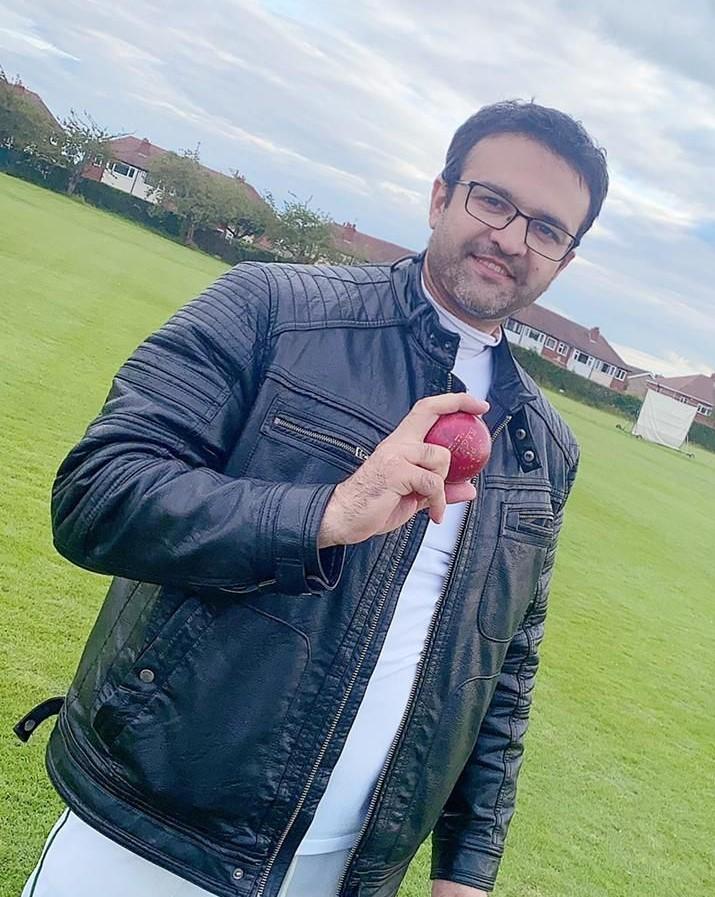 Saqlain Shah Kings XI Lahore 57 runs