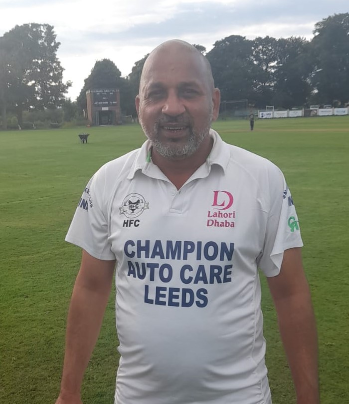 Shezad Khalid Diamond CC 48 runs