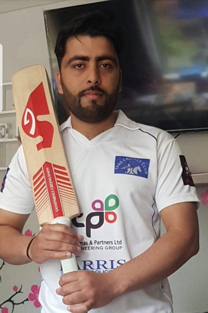 Zahid Khan Mylahore Tabs A 4 for 17 runs