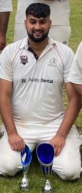 Zohaib Raja Man of the Match Season 2021