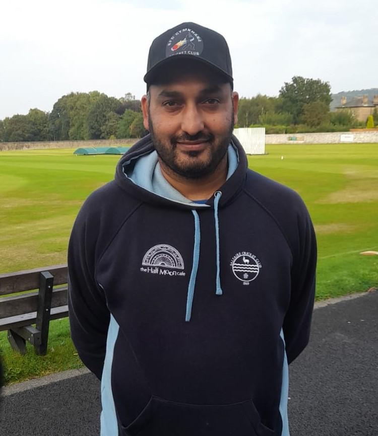 Adeel Ashraf Daimond 83 runs