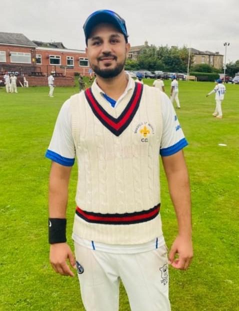 Adil Mehmood Bhalot 62 runs 1