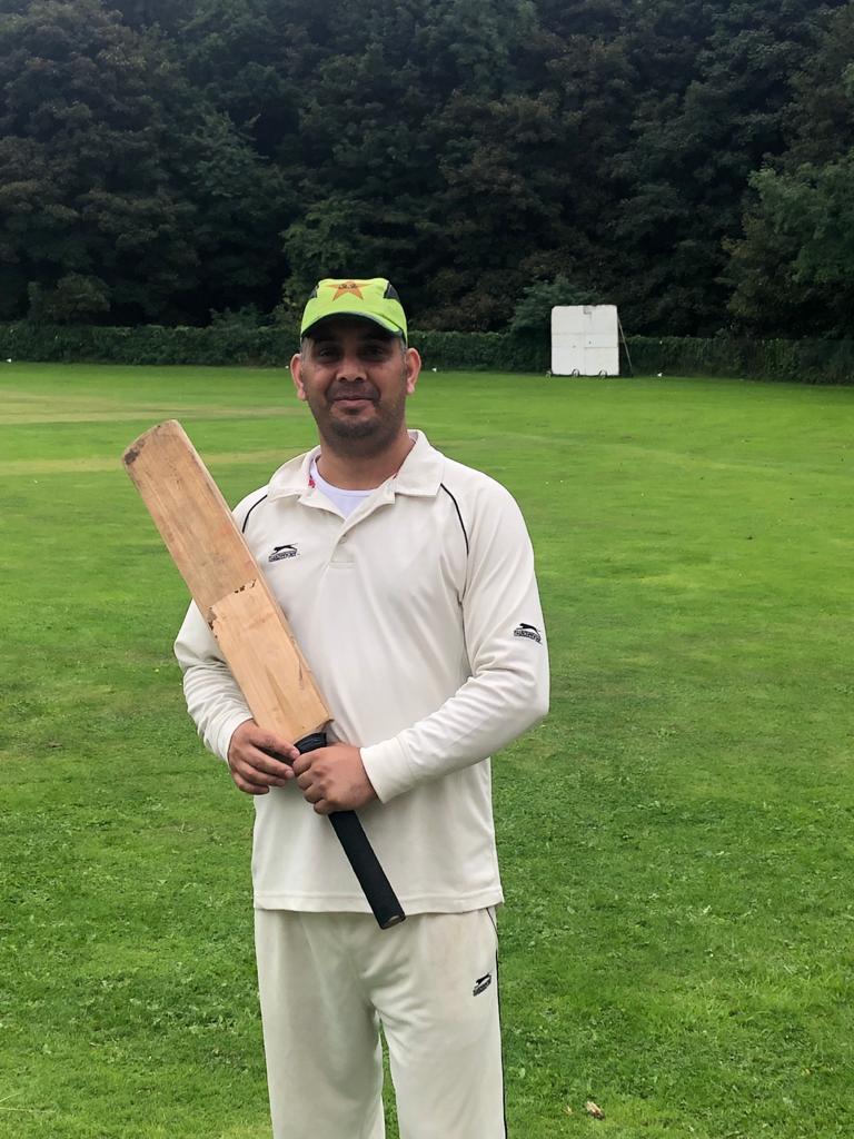 Rashid Ayub Friends 63 runs