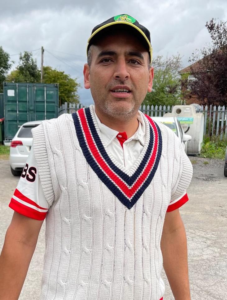 Shahid Saleem Kings XI 4 for 51 runs