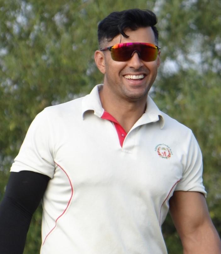 Tawakal Zadran Rising Stars 54 runs